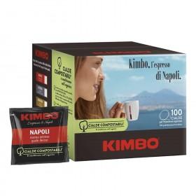 Kimbo Napoli E.S.E. pody 100 x 7g