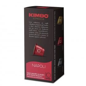 Kimbo Napoli kapsule pre Nespresso 10 x 5,8g