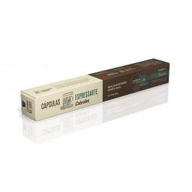 Caffitaly Deciso kapsule pre Nespresso 10 x 5,5g