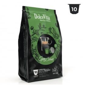 Dolce Vita Gran Crema kapsule pre Nespresso 10 x 5g