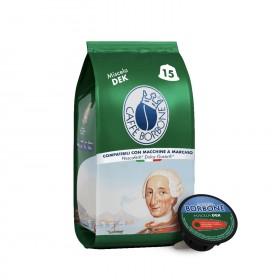 Caffè Borbone Deca kapsule pre Dolce Gusto 15x7g
