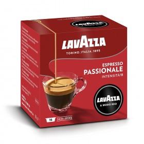 Lavazza A modo mio Espresso Passionale 100% Arabica kapsule 16x7,5g