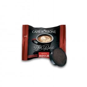 Caffè Borbone Rossa kapsule pre A modo mio 50x7,2g