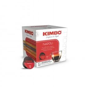 Kimbo Napoli kapsule pre Dolce Gusto 16x7g