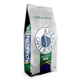 Caffé Borbone Deca bezkofeínová zrnková káva 1kg