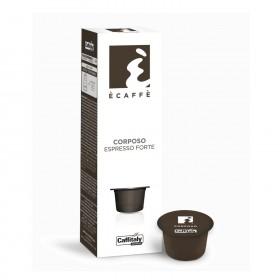 Caffitaly Ecaffé Corposo 55% Arabica 45% Robusta kapsule 10x8g