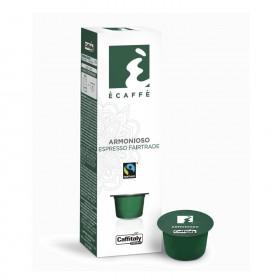 Caffitaly Ecaffé Armonioso 80% Arabica 20% Robusta kapsule 10x8g