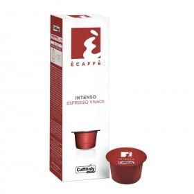 Caffitaly Ecaffé Intenso 70% Arabica 30% Robusta kapsule 10x8g