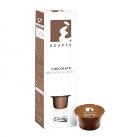 Caffitaly Ecaffé Cioccolato čokoláda 10x15g