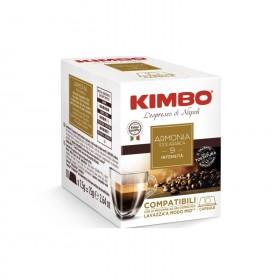 Kimbo Armonia 100% Arabica kapsule pre A modo mio 10x7,5g