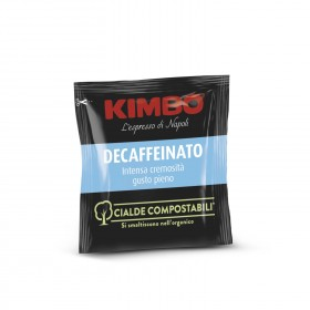 Kimbo Decaffeinato E.S.E. pody 100x7g