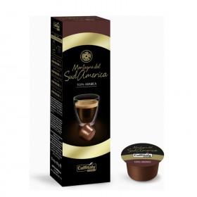 Caffitaly Ecaffé Sud America 100% Arabica kapsule 10x8g