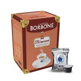 Caffè Borbone Nera kapsule pre Nespresso 50 x 5g