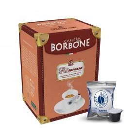 Caffè Borbone Blu kapsule pre Nespresso 50 x 5g