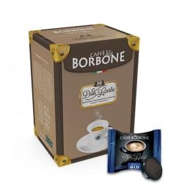 Caffè Borbone Blu kapsule pre A modo mio 50x7,2g