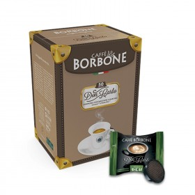 Caffè Borbone Deca kapsule pre A modo mio 50x7,2g