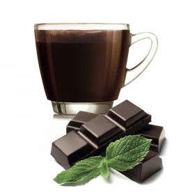 Dolce Vita mätová čokoláda pre Dolce Gusto 16x13g