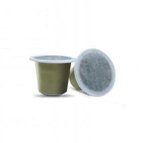 Dolce Vita Espresso 100% rozložiteľné kapsule pre Nespresso 10x5,5g