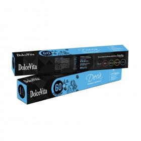 Dolce Vita Decaffeinato pre Nespresso 10x5g - limitovaná edícia