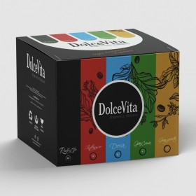 Dolce Vita Intenso Espresso point 100ks