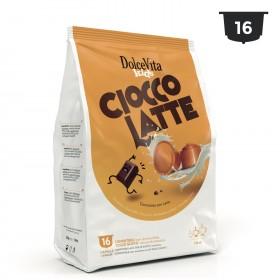 Dolce Vita mliečna čokoláda kapsule pre Dolce Gusto 16 x 13g