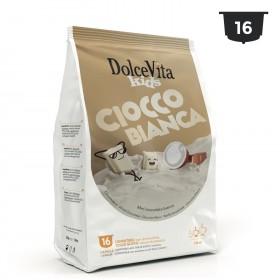 Dolce Vita biela čokoláda kapsule pre Dolce Gusto 16 x 13g