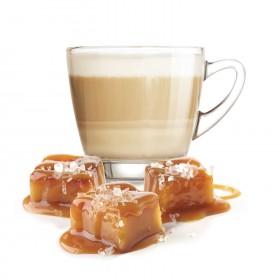 Dolce Vita Cappuccino slaný karamel kapsule pre Dolce Gusto 16 x 13g
